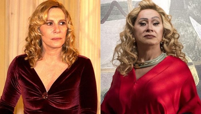 O Sétimo Guardião terá indireta para veto da Globo à volta da atriz de Nazaré