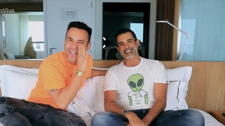 Marcos Pasquim revela grande segredo que ninguém desconfiava e entrega tudo na TV