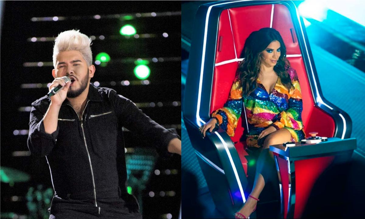 Após ser detonada por participante do La Voz no México, Anitta reage e toma atitude