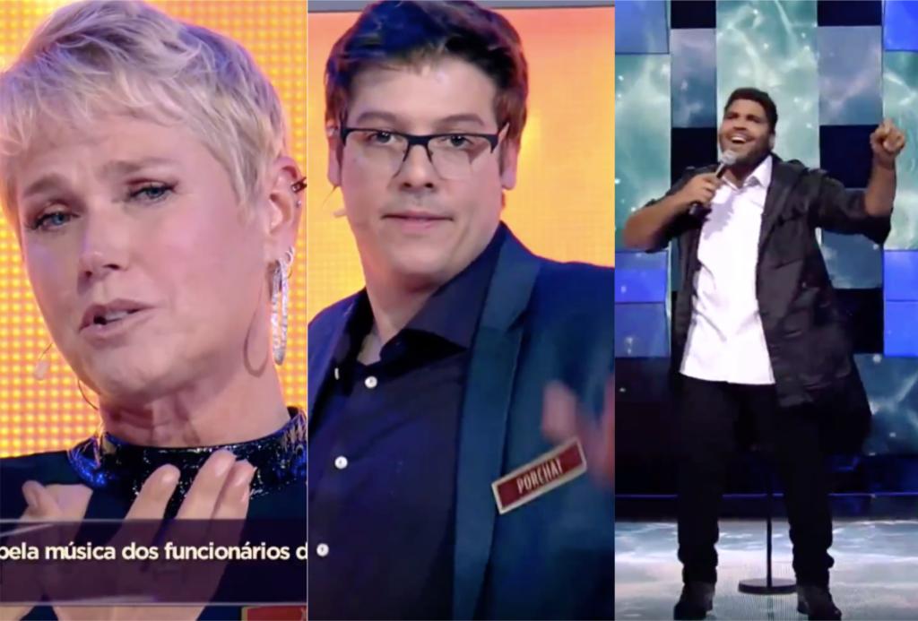 "Porchat ganha fama de ""chato"" no Canta Comigo da Record e alfineta Xuxa: ""Até ela que não canta, canta"""