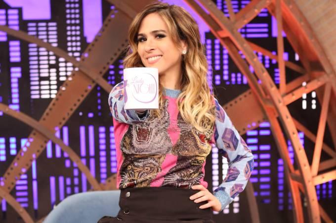 Lady Night, talk show de Tatá Werneck, é uma das grandes apostas da Globo em 2019