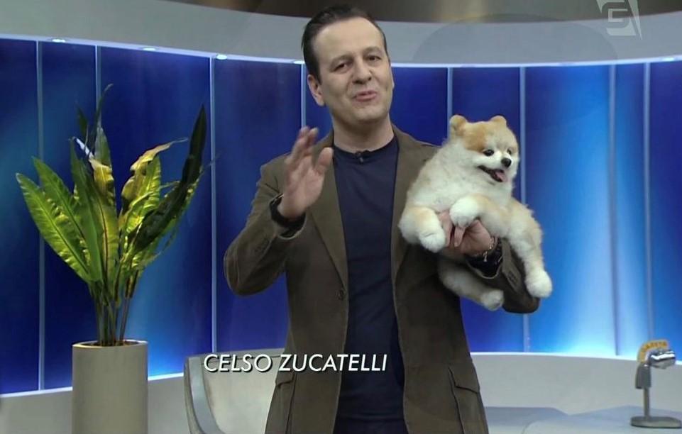 Celso Zucatelli recebe nova missão e vai substituir apresentador em programa de TV