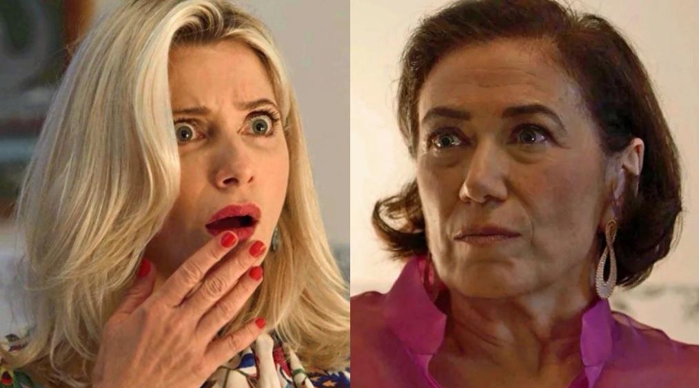 O Sétimo Guardião: Valentina choca ao contar que é irmã mais nova de Marilda