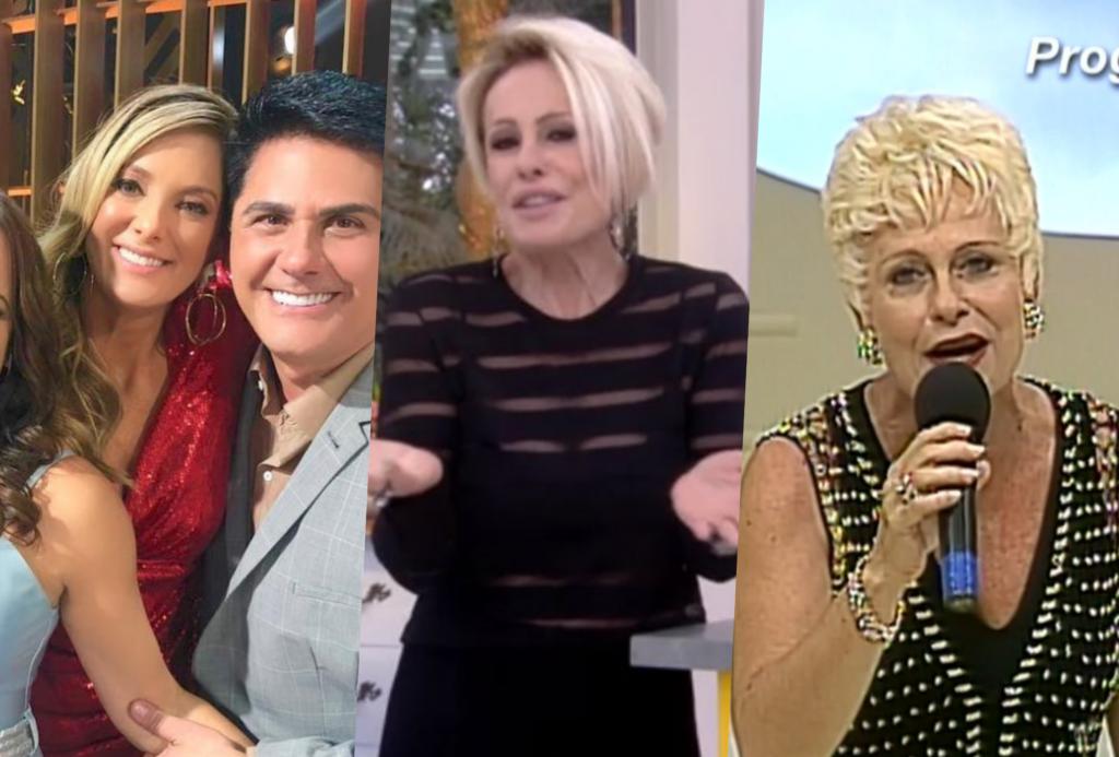 Ana Maria Braga aparece na Record, Ticiane Pinheiro alfineta e internet não perdoa
