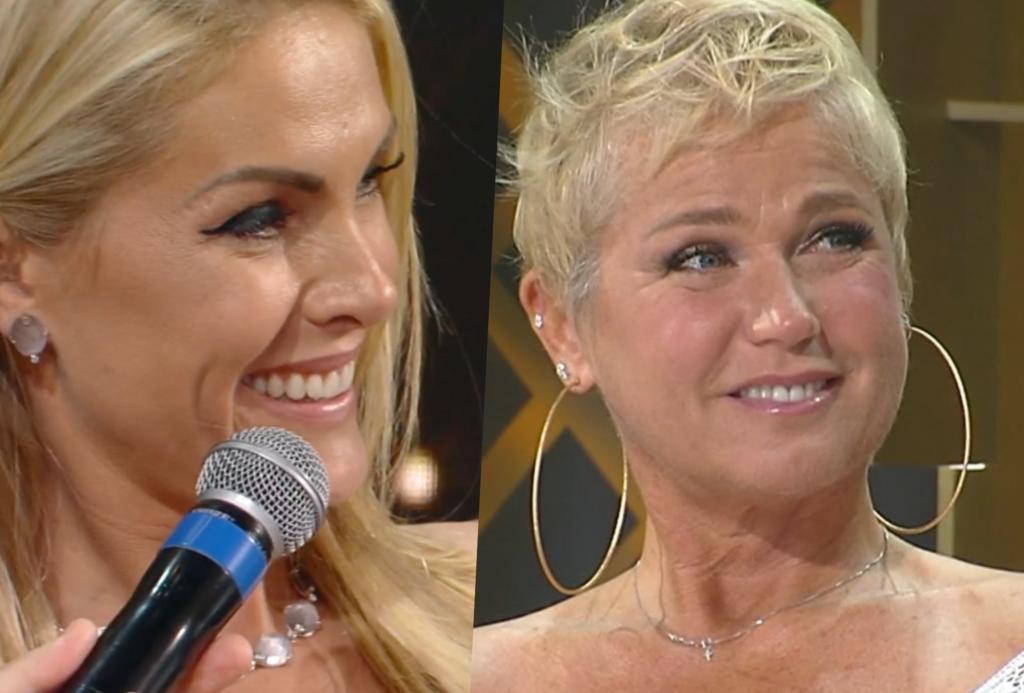 """Ana Hickmann não ganha pedra no Amigo secreto da Record, mas Xuxa se dá mal e leva """"lua de cristal"""""""