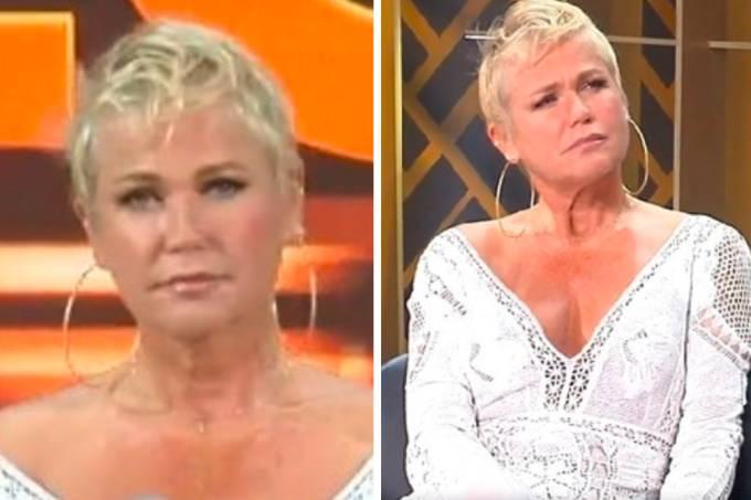 Família Record: Xuxa ignora Eduardo Costa e reação da apresentadora repercute na web