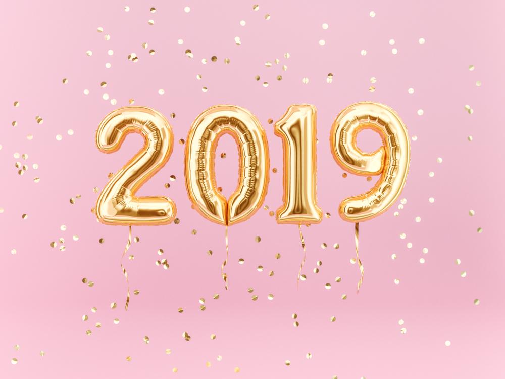 Tv Catia Fonseca Feliz Ano Novo: Seja bem-vindo 2019