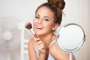 Maquiagem para festas de empresas por Bruna Soares