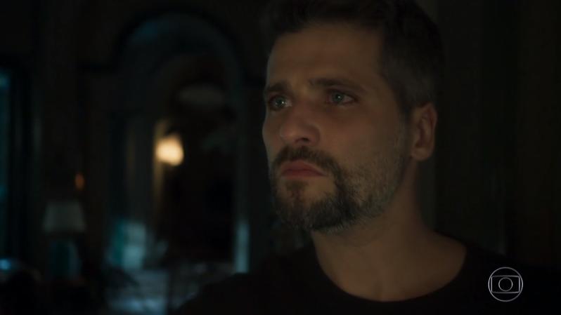 O Sétimo Guardião: Gabriel desvenda mistério sobre Egídio e seu destino