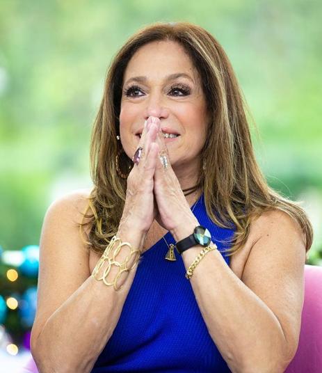 Susana Vieira radicaliza e decide mudar o visual para 2019