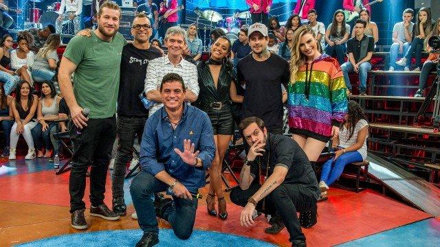 Altas Horas exibirá edição especial com a presença de sete campeões do BBB