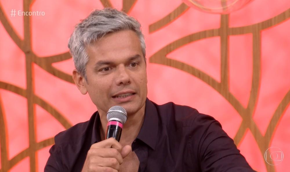 Ao vivo na Globo: filha de Otaviano Costa e Flávia Alessandra revela segredo do apresentador