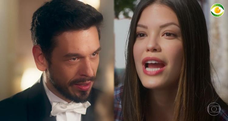 Espelho da Vida: Gustavo Bruno coloca Julia contra Danilo