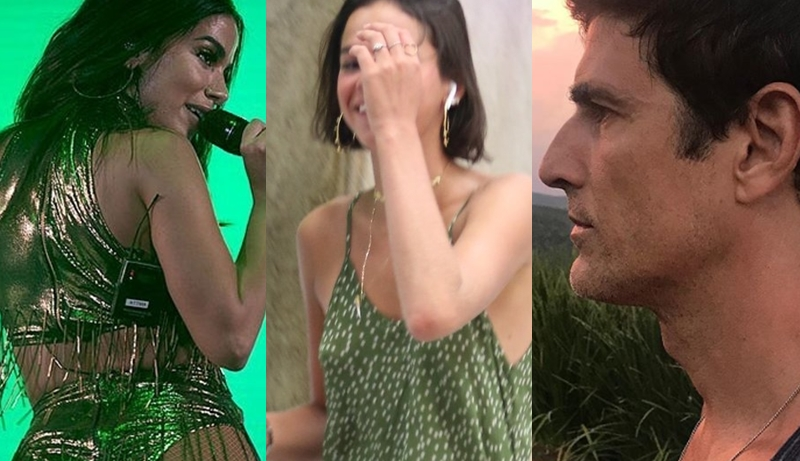 Globo comete injustiça, Bruna Marquezine se revolta e Reynaldo Gianecchini mostra o bumbum