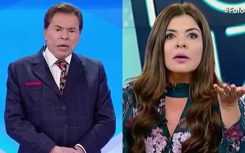 """Silvio Santos se revolta com Mara Maravilha e dispara: """"Quem nasce coco nunca chega a ser caviar"""""""