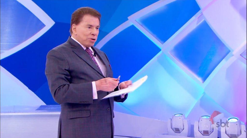 Silvio Santos expulsa participante do Jogo dos Pontinhos e toma nova decisão em seguida