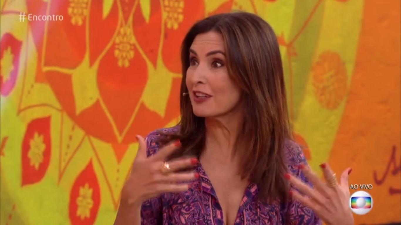 Fátima Bernardes descobre segredo de médico ao vivo no 'Encontro' e fica chocada