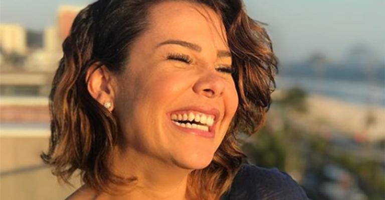 Fernanda Souza revela apelido que deu para o cunhado que o faz passar vergonha em público