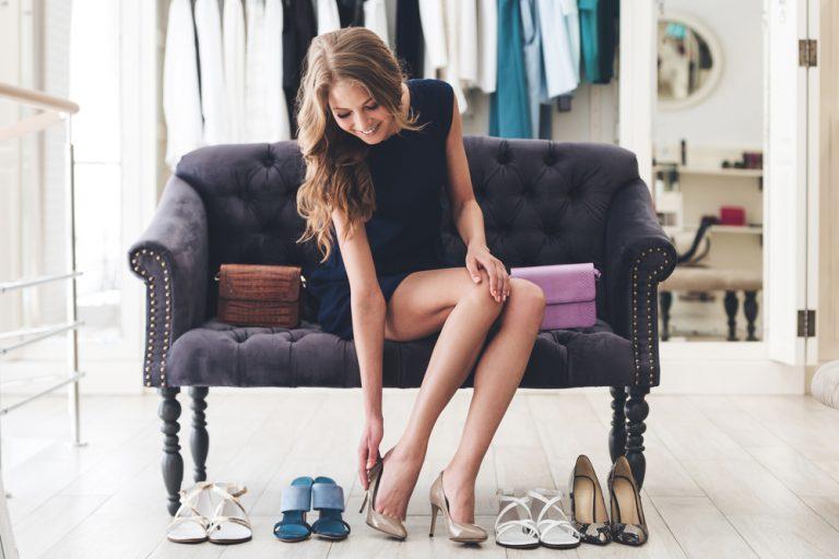 Tendências de calçados para o verão 2018 - 2019 por Mari Flor