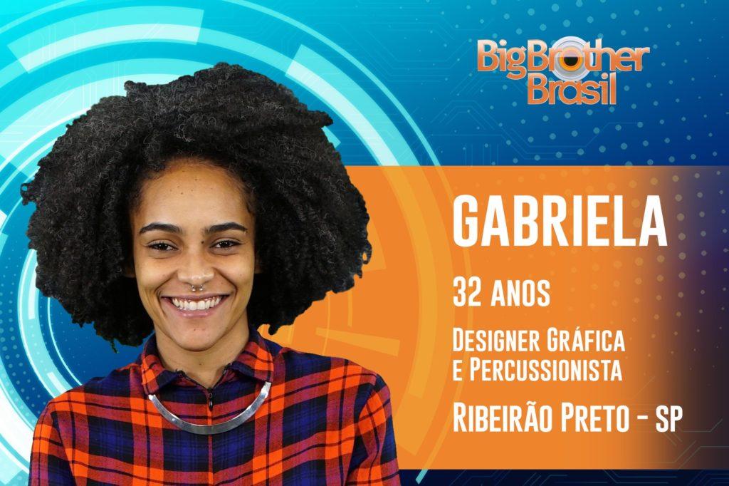 Gabriela, do BBB19, recebe declaração de amor da ex-namorada