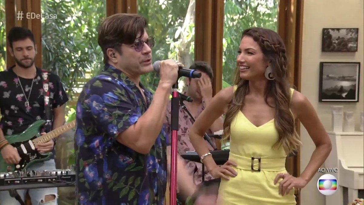 Paulo Ricardo se apresenta na Globo, detalhe incomoda o público e cantor é detonado