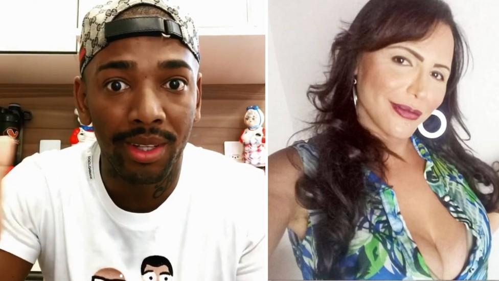 Após ser vítima de Nego do Borel, Luisa Marilac quebra o silêncio e fala sobre a transfobia que sofreu do cantor