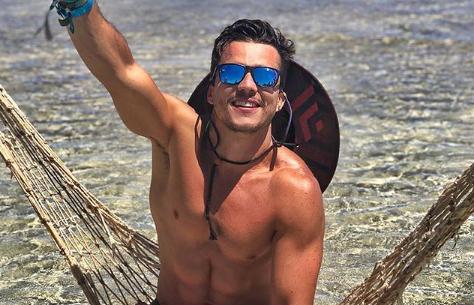 Após Os Dez Mandamentos, Fábio Beltrão será surfista vilão em Verão 90