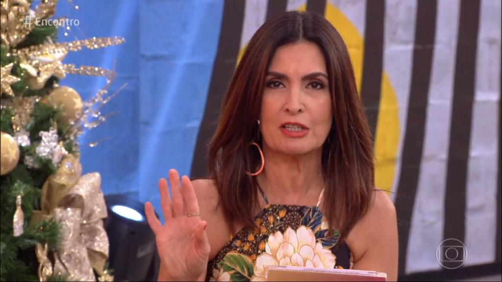 Equipe de Fátima Bernardes estaria pressionada e angustiada com novas ordens na Globo