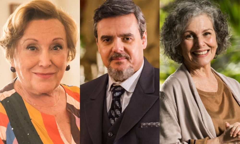 Globo quer tirar Jussara Freire da Record para o remake da novela Éramos Seis