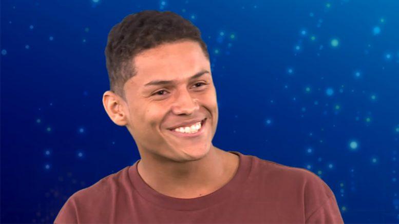 Depois de Danrley afirmar ser virgem, namorada do brother revela que vem escutando piadas