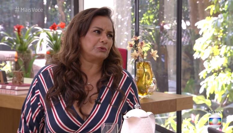"""Casada com homem 30 anos mais jovem, atriz Solange Couto admite que sofreu com """"Coronelas"""" em sua vida"""