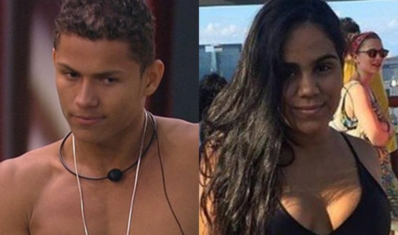 BBB19: Namorada de Danrley vai aos prantos por causa das suas declarações na Globo