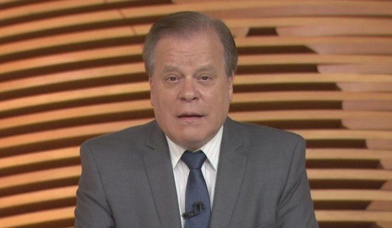 """Chico Pinheiro é ameaçado de ser enforcado na Globo e faz grave denúncia: """"Apavorado"""""""