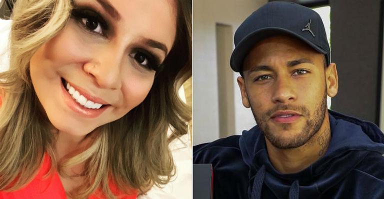 Neymar comenta, curte publicação de Marília Mendonça e gera burburinho