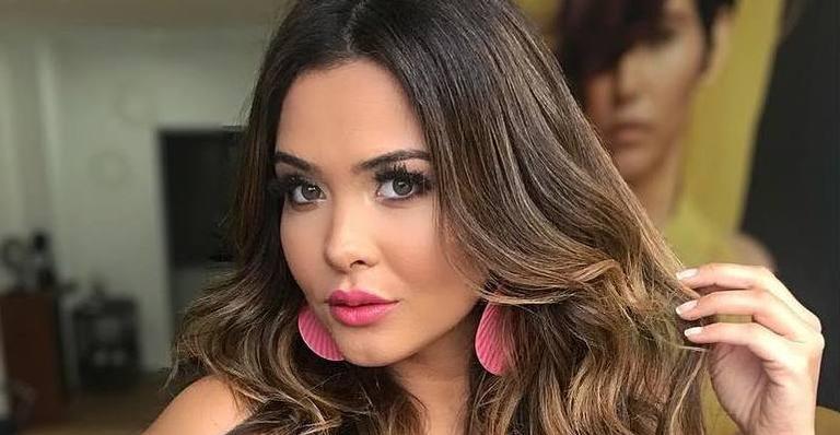 Internauta sugere que Geisy Arruda vire atriz pornô e modelo dá resposta à altura