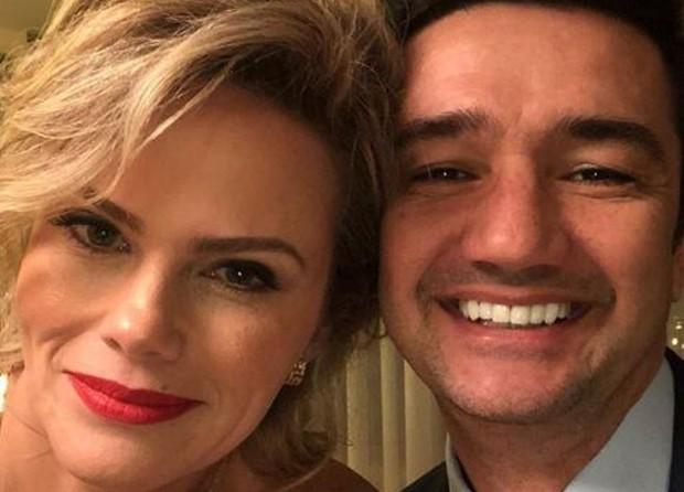 Maria Cândida choca, termina namoro que começou na TV via WhatsApp e o ex-namorado expõe tudo