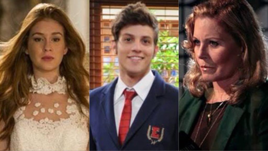 Marina Ruy Barbosa, Chay Suede e Vera Fischer: brigas entre atores e produção causam 'climão' e baixa em elenco