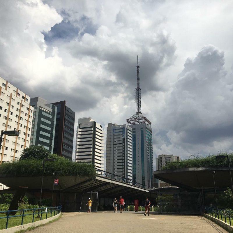 Tv Catia Fonseca Passeios em São Paulo no final de semana por Reinaldo Calazans centro cultural vergueiro