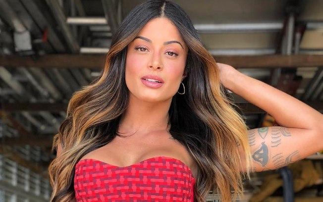 Após término com ator da Globo, Aline Riscado assume namoro com bonitão 6 anos mais jovem