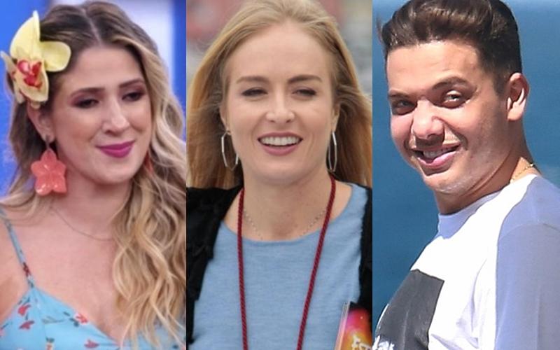 Angelica, Calabresa, Wesley Safadão? Globo define os dois novos apresentadores do Só Toca Pop