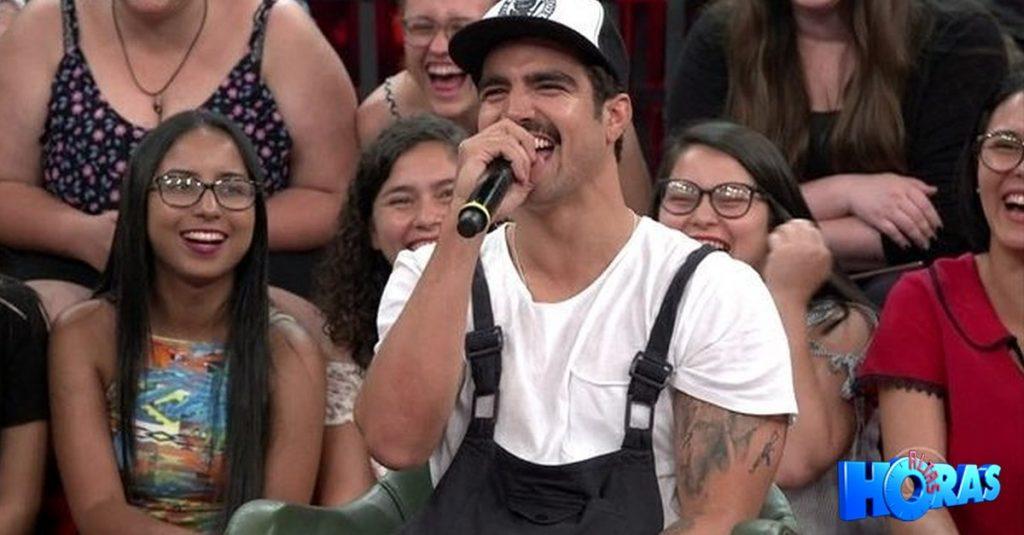 Com fama de bad boy, Caio Castro inova ao pagar conta cara de hamburgueria para fãs