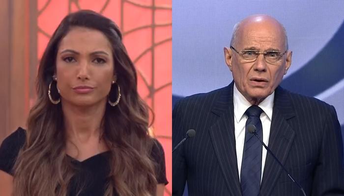 Globo faz Encontro especial sobre Boechat, Patrícia Poeta quebra o protocolo e faz revelação