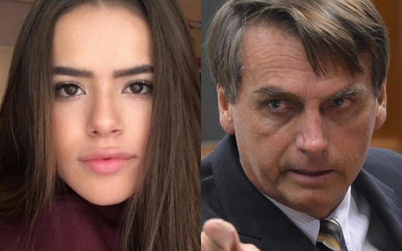 """Maisa se volta contra Bolsonaro e declara apoio à comunidade LGBTQ: """"É crime sim"""""""