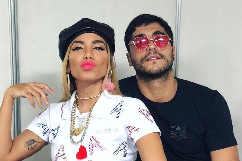 """Ex de Anitta, Thiago Magalhães abre o jogo, surpreende ao falar da cantora e diz que ela chora demais: """"As pessoas são cruéis"""""""
