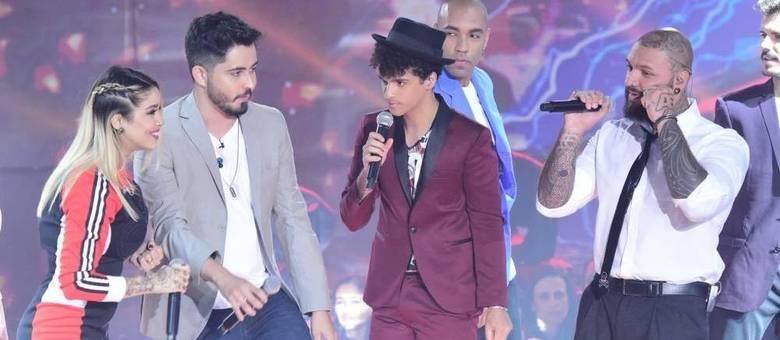 The Four Brasil: Arthur e Erik deixam a competição e jurada faz apelo aos competidores