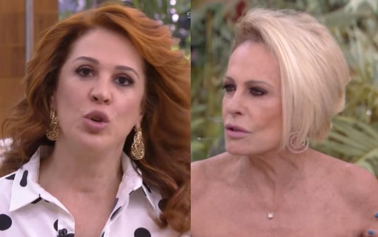 """Claudia Raia diz que é a sucessora de Bibi Ferreira na Globo e Ana Maria Braga rebate: """"Tempos de ego e vaidade"""""""