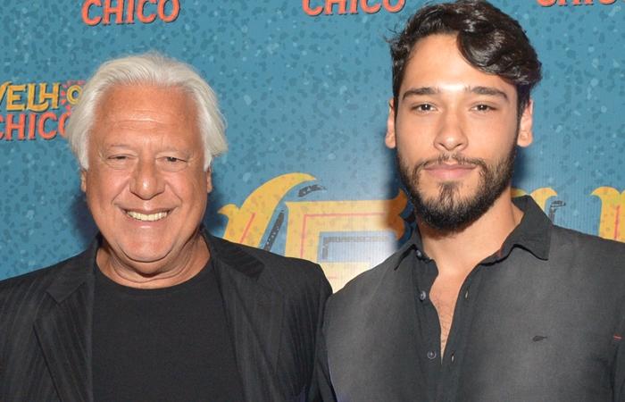 Antônio Fagundes conta que filho sofreu por conta de um personagem famoso do ator: 'Sentiam vergonha'