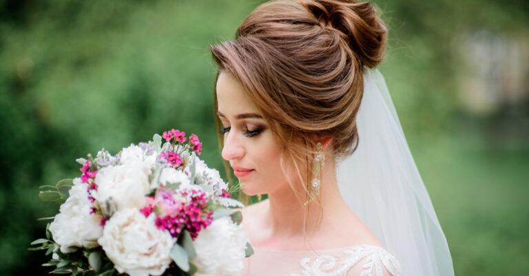 Penteado de noivas por Chris Amaral