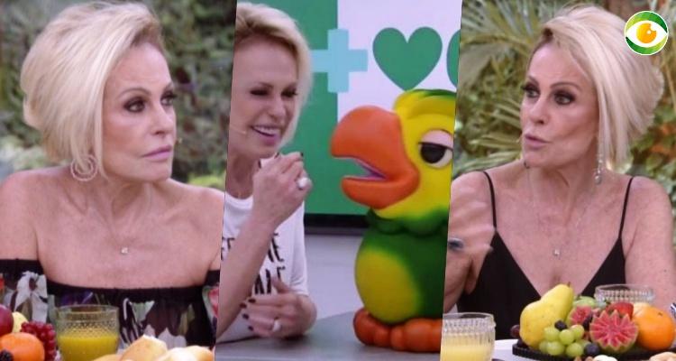 Rivalidade com ator, briga com cantora e rainha das gafes fazem Ana Maria Braga atingir marca histórica na Globo