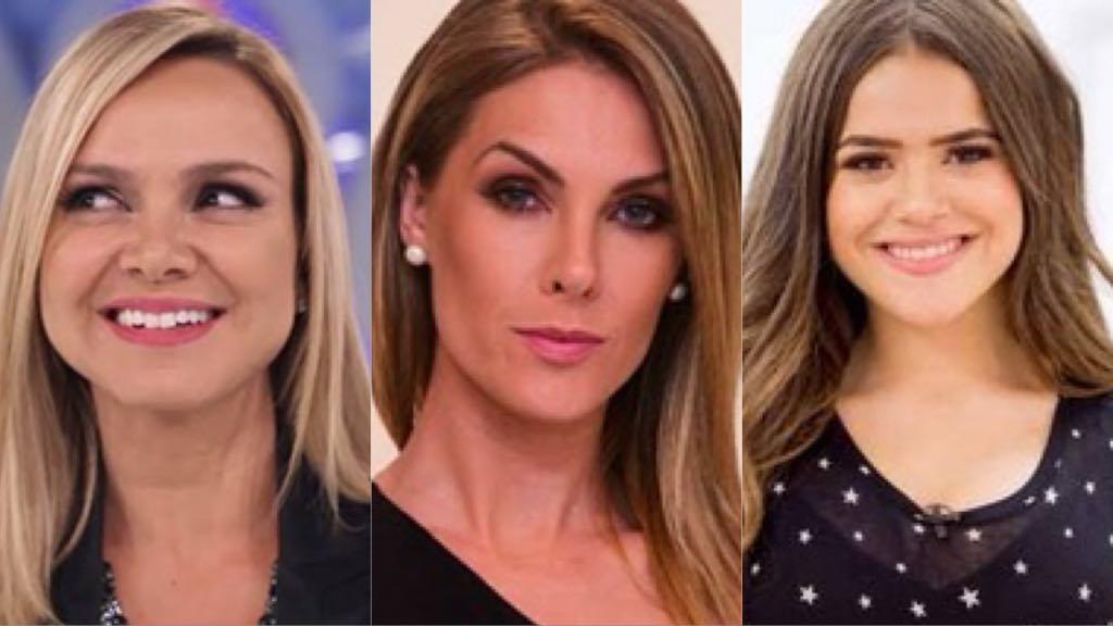 Eliana,Ana Hickmann, Maisa e outras artistas ficam milionárias sem pisar na Globo e provam algo impressionante